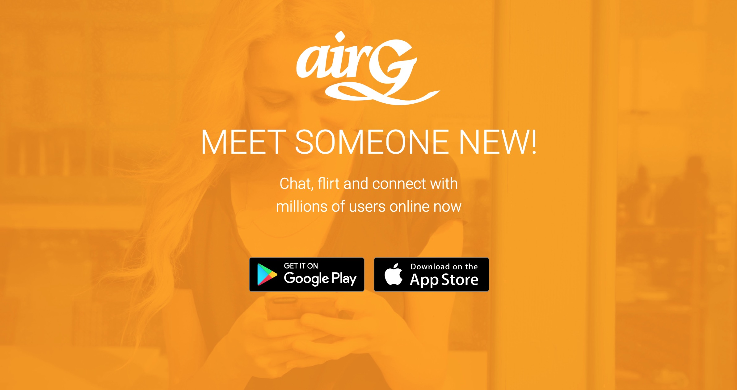 AirG home page